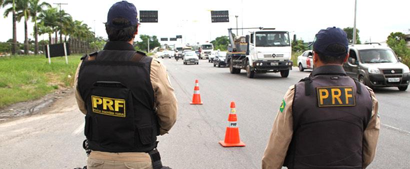 Fiscalização em rodovias de Pernambuco é reforçada durante o Carnaval