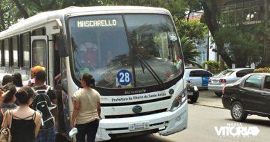 Em Vitória, transporte universitário segue sem previsão de retorno