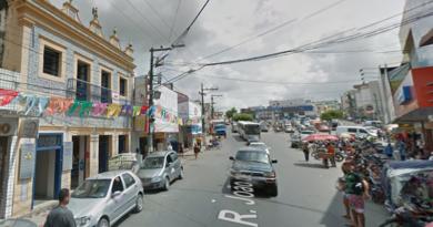 Tentativa de assalto deixa feridos no Centro de Vitória