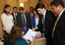 Oposição vai ao Palácio pedir apoio da força nacional
