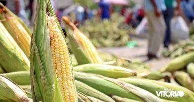Preço do milho mais barato em Vitória