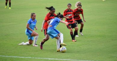 Vitória e Sport começam decisão do PE Feminino nesta quarta