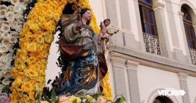 Começam as homenagens a Nossa Senhora do Livramento