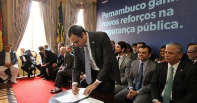 Governo envia à Alepe projeto de Lei que cria Delegacia de Repressão ao Narcotráfico em Vitória