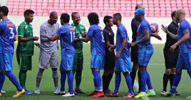 Na Arena, Vitória e Salgueiro empatam em jogo sem gols