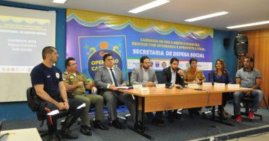 Governo de PE aponta redução nos índices de criminalidade durante o carnaval 2018